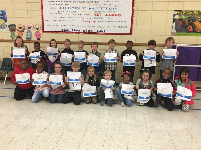 Top spellers from each class